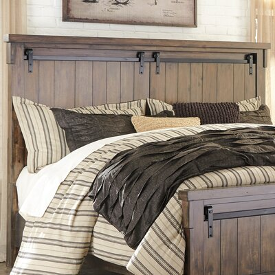 Mattalyn  Panel Bed Headboard Size: California King