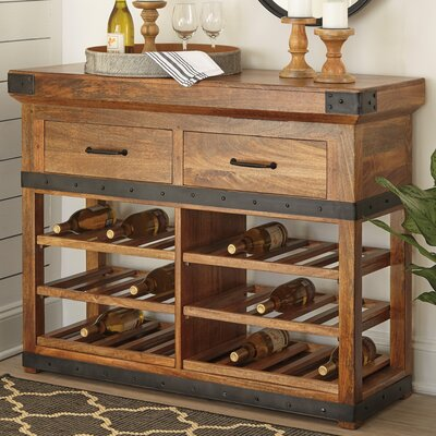 McLaurin Floor Wine Bottle Rack