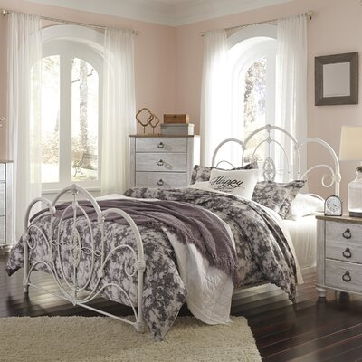 Ernesha Panel Bed Size: Queen