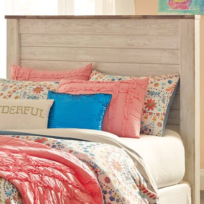 Algere Panel Headboard Size: Full