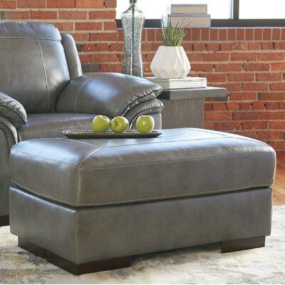 Braeden Ottoman Upholstery: Iron