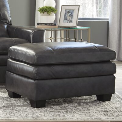 Kolton Club Chair Upholstery: Charcoal