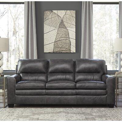 Kolton Sofa Upholstery: Charcoal