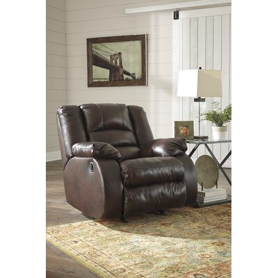 Lunceford Rocker Recliner Reclining Type: Manual