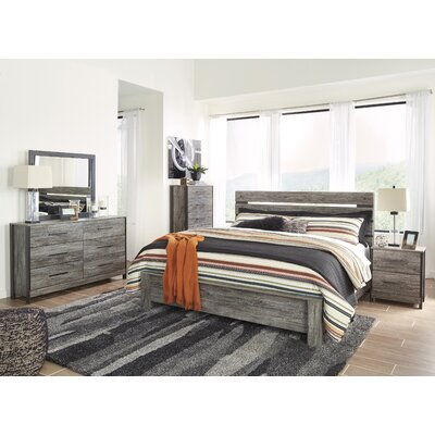 Fuller Panel Configurable Bedroom Set