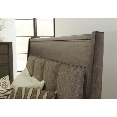 Hop Upholstered Panel Headboard Size: King/Cal King