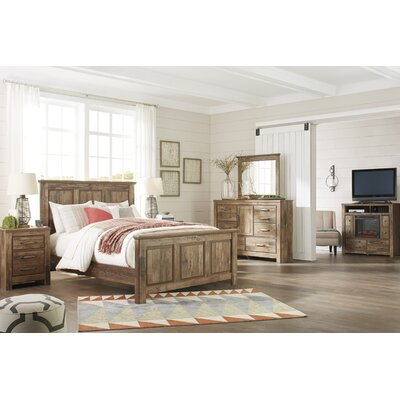 Frye Panel Configurable Bedroom Set