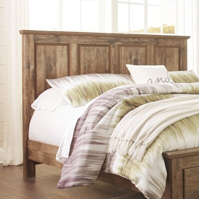 Frye Panel Headboard Headboard Size: King