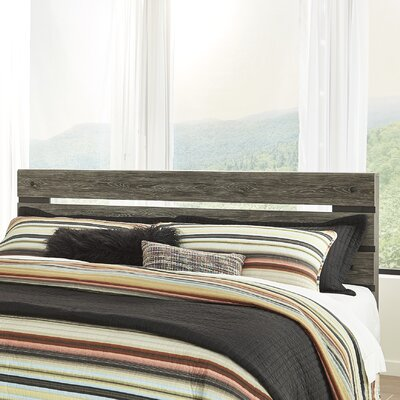 Fuller Panel Headboard Size: King
