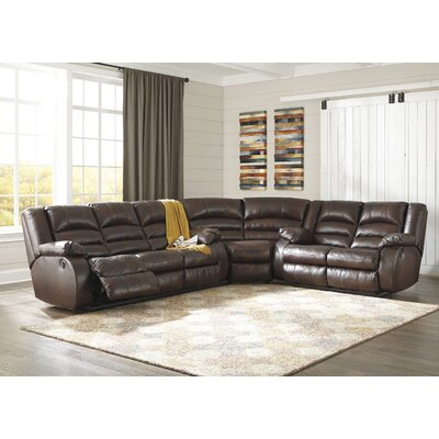 Lunceford Reclining Sectional