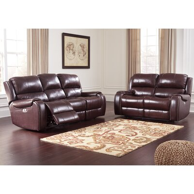Oreana Power Reclining Sofa