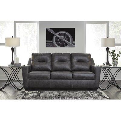 Cabrini Sofa Upholstery: Dark Gray