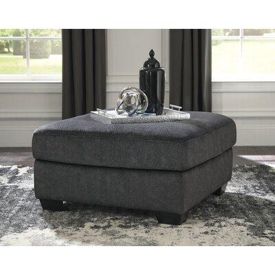 Rupendra Ottoman Upholstery: Brown