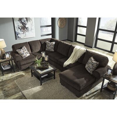 Ellicottville U-Shaped Sectional