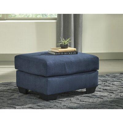 Sagamore Ottoman Upholstery: Blue