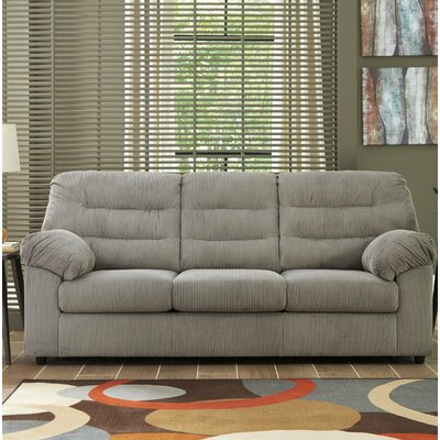Brierwood Sofa Upholstery: Gray