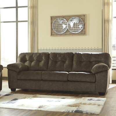 Rupendra Queen Sleeper Upholstery: Brown