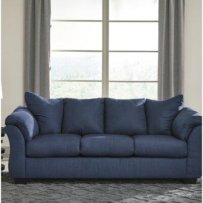 Sagamore Sofa Upholstery: Blue