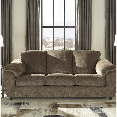 Bridget Sofa Upholstery: Umber