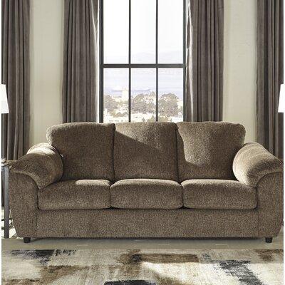 Bridget Full Sleeper Sofa Upholstery: Umber
