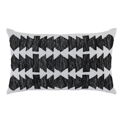 Wyble 100% Cotton Lumbar Pillow
