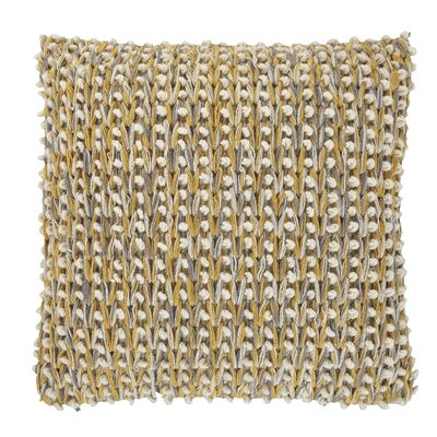 Leonel Throw Pillow Color: Buttercup