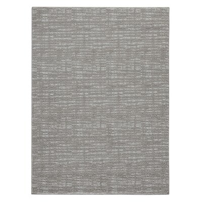 Cheung Taupe Area Rug Rug Size: 5 x 7