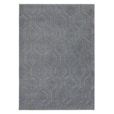 Chronister Titanium Area Rug Rug Size: 8 x 10