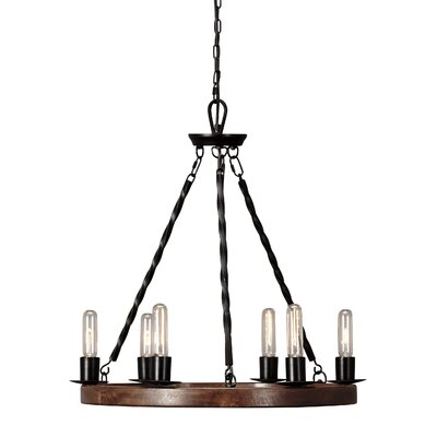 Aukerman 6-Light Mini Chandelier