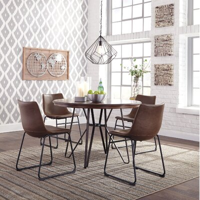Joesph Upholstered Dining Chair (Set of 2)