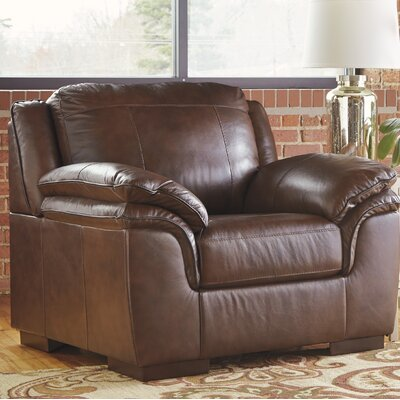 Braeden Club Chair Upholstery: Canyon