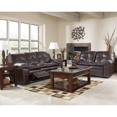 klaussner dariuspwrls darius bonded leather power reclining loveseat