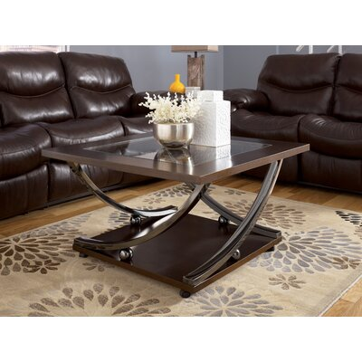 Buy Low Price Exeter Coffee Table And 2 Side Tables By Ashley Furniture B002btva6g Coffee