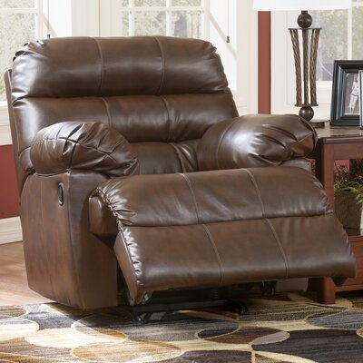 Buy low price signature design by ashley schurz bonded for Ashley furniture leather chaise