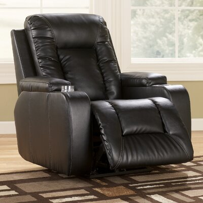 Palo Power Recliner Type: Manual