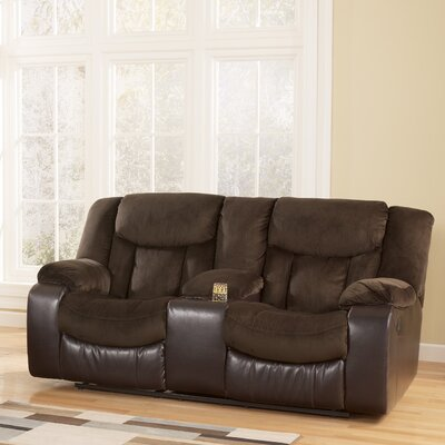 Signature Design by Ashley 7920294 Bay Double Reclining Loveseat