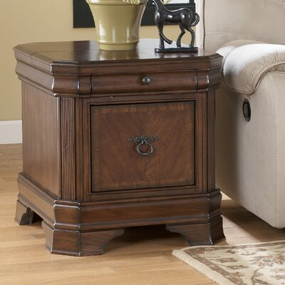Buy Low Price Signature Design by Ashley Hamilton Rectangular End Table (GNT2393)