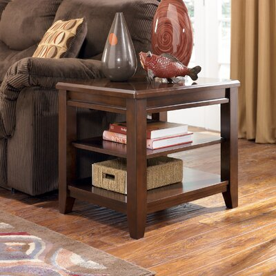 Cheap Signature Design by Ashley Norway Rectangular End Table (GNT2421)