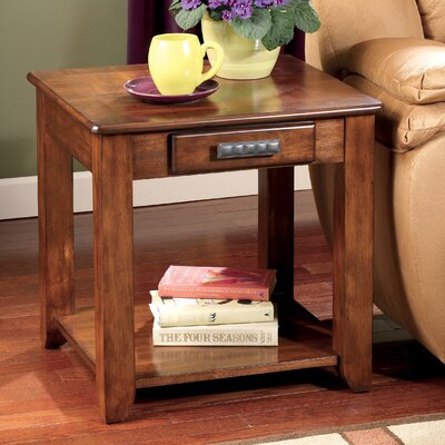 Cheap Signature Design by Ashley Lola Rectangular End Table (GNT2444)