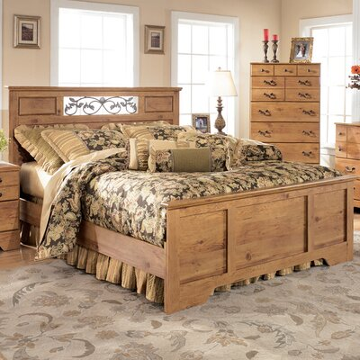 low price signature design by ashley atlee panel bedroom collection