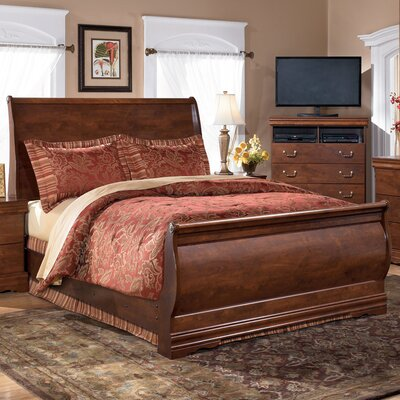 Alea Twin Sleigh Bed By Signature Design By Ashley Bed