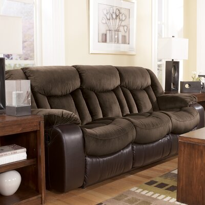 Signature Design by Ashley 7920288 Bay Reclining Sofa