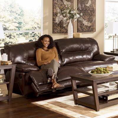 GNT2320 GNT2320 Signature Design by Ashley Venice Leather Reclining Sofa