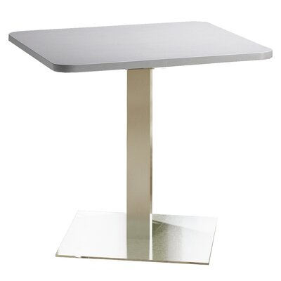 Bistro Dining Table Finish: Anthricite