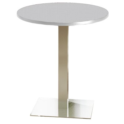 Bistro Bar Height Pub Table Tabletop Size: 36 W x 36 D