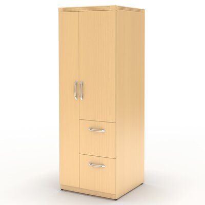 Aberdeen Armoire Finish: Maple