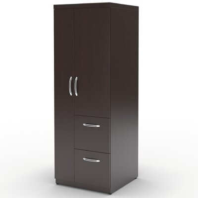 Aberdeen Armoire Finish: Mocha