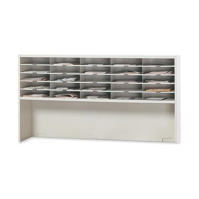 Mailroom 1-Tier 25 Pocket Sorter