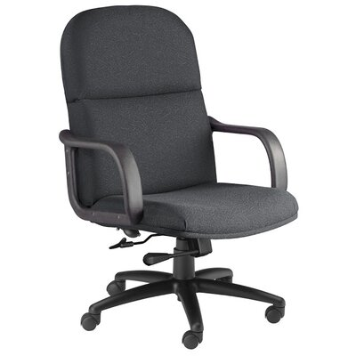 Mid-Back Executive Office Chair Color: Gray / Charcoal Product Photo 3363