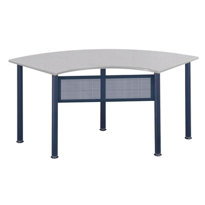 67 W Encounter Training Table Tabletop Finish: Folkstone / Gray